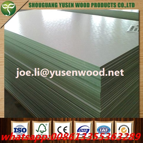 Hmr Green Color MDF