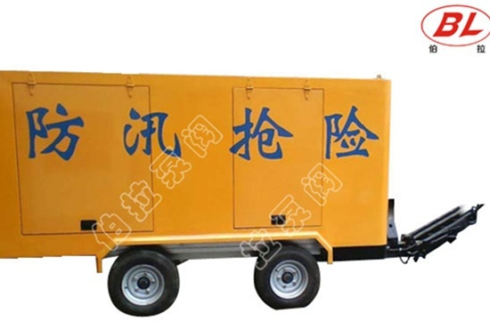 Emergency Power Generation Water Diesel Pump