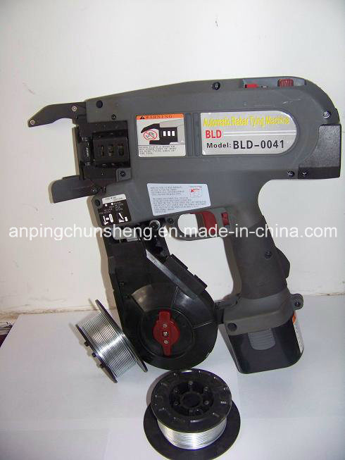 Max 68mm Automatic Rebar Tying Machine