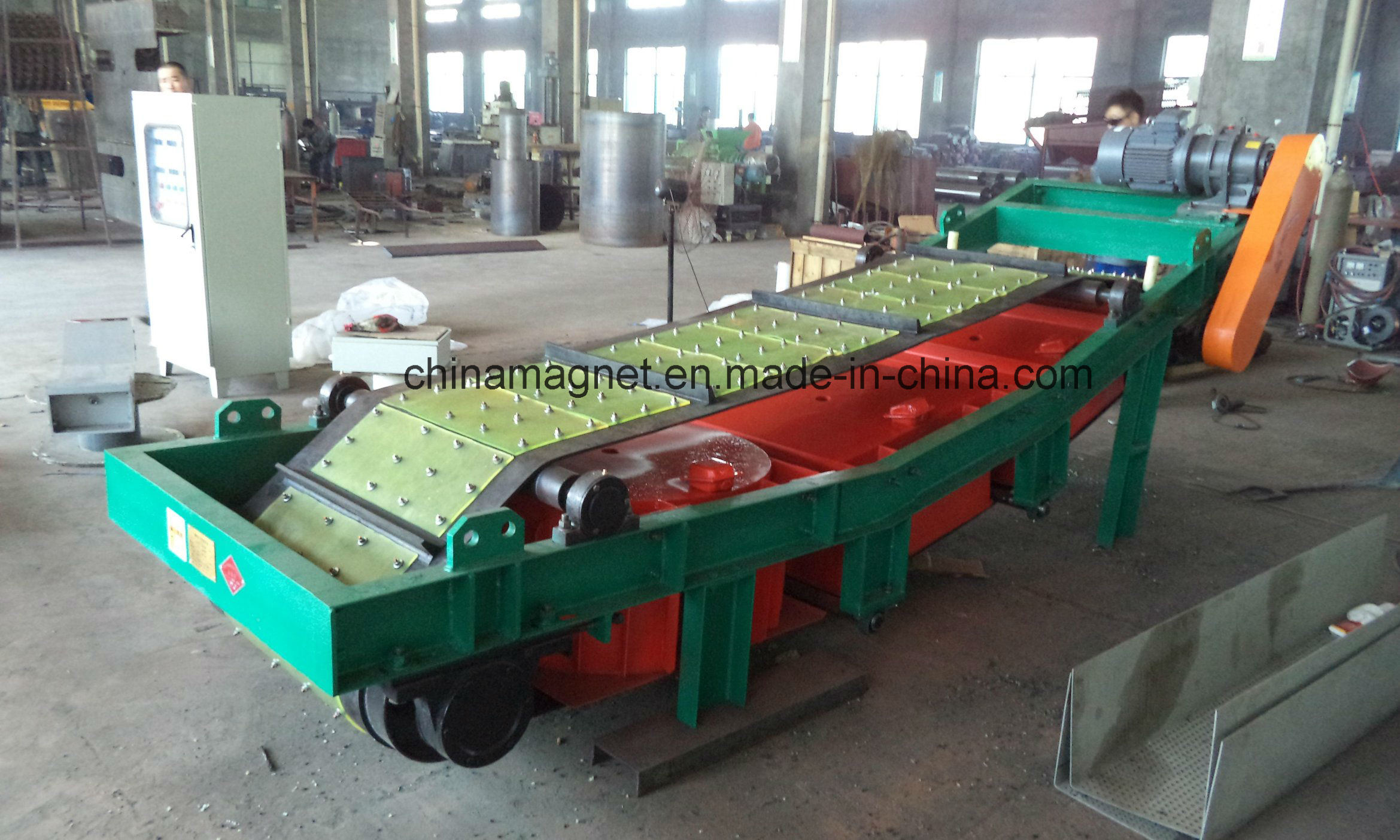 Btk Type Magnetic Separator Special for Magnetic Mine