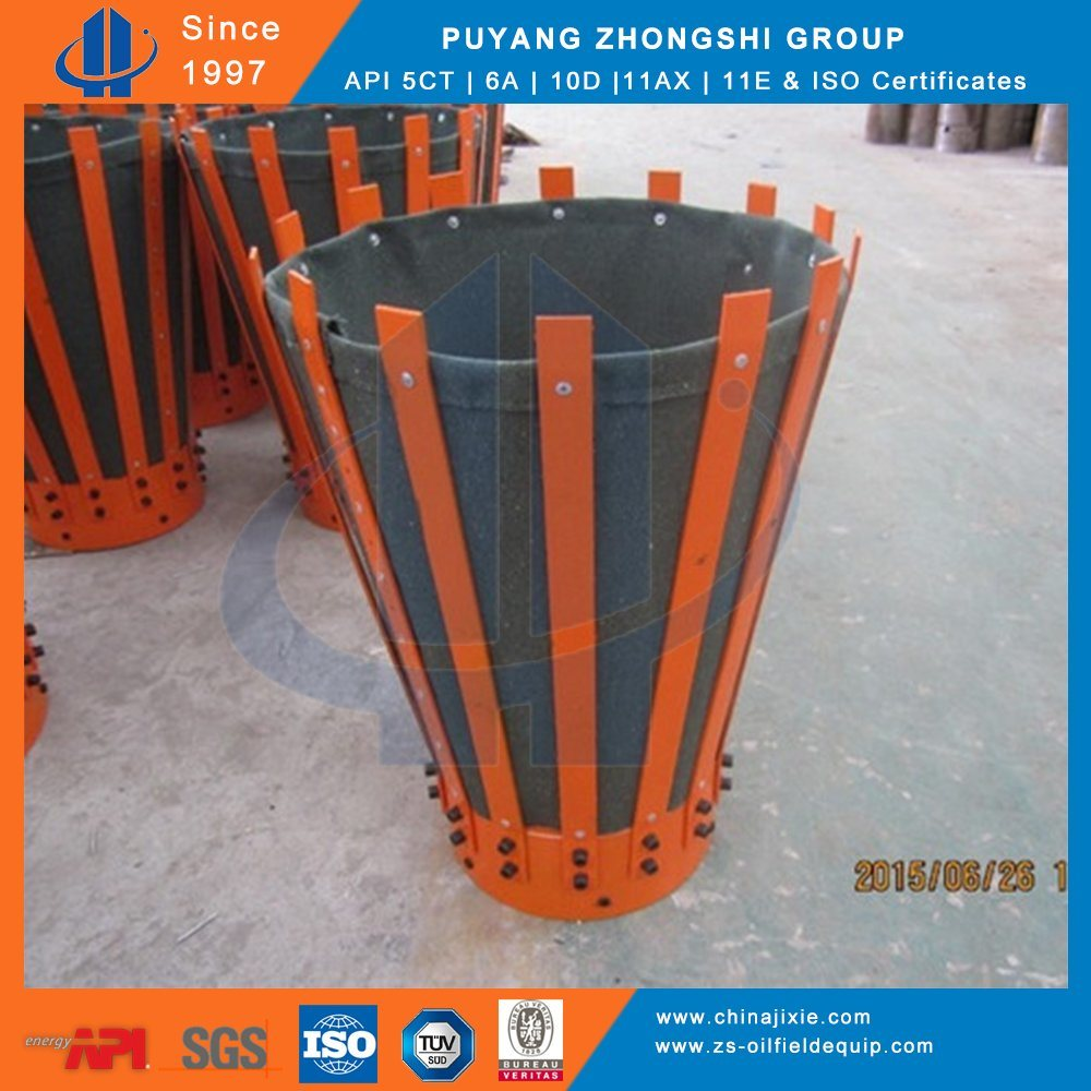 Oil Cementing Tool Slip on Cement Basket