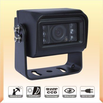 Rear View Camera Systems for Truck Bus Safety Vision