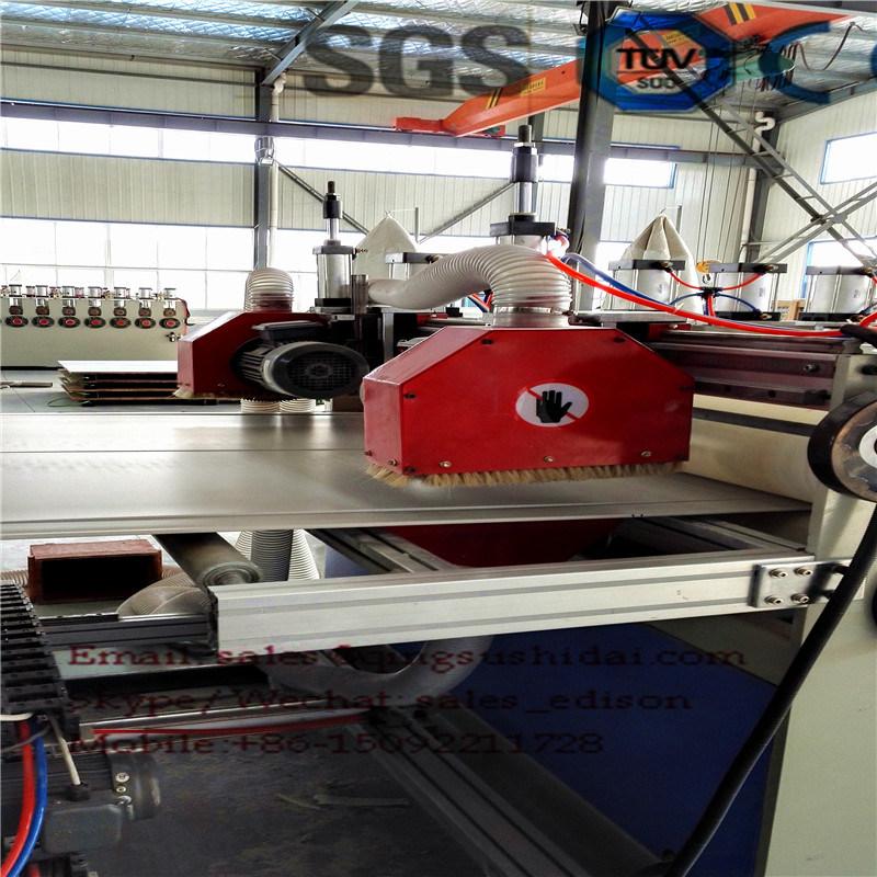 PVC Engraving Board Machine