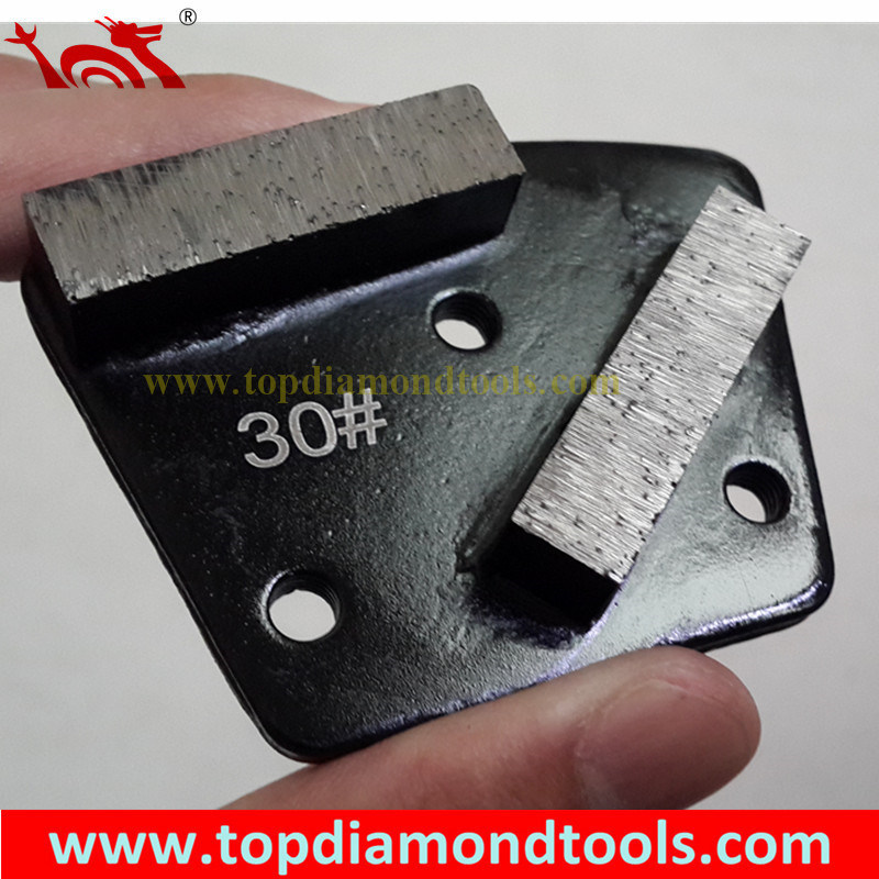 Diamond Tools for Concrete / Terrazzo Floor Grinding and Polishing