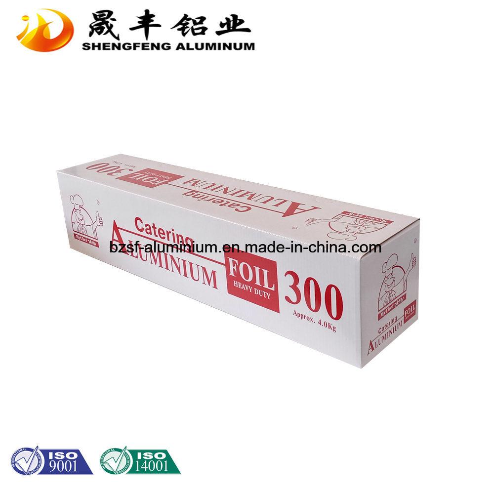 Single Side Disposable High Quality Aluminum Foil Paper