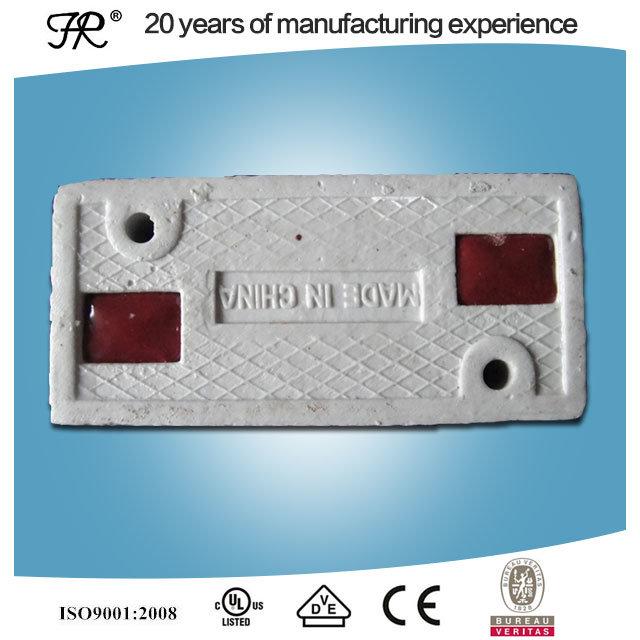 60A/500V Porcelain Fuse