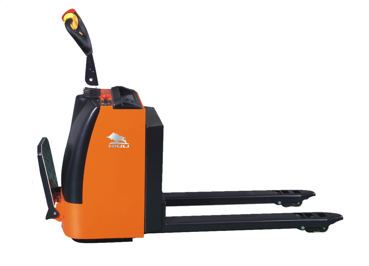 China Electric Power Pallet Truck And Electric Forklift