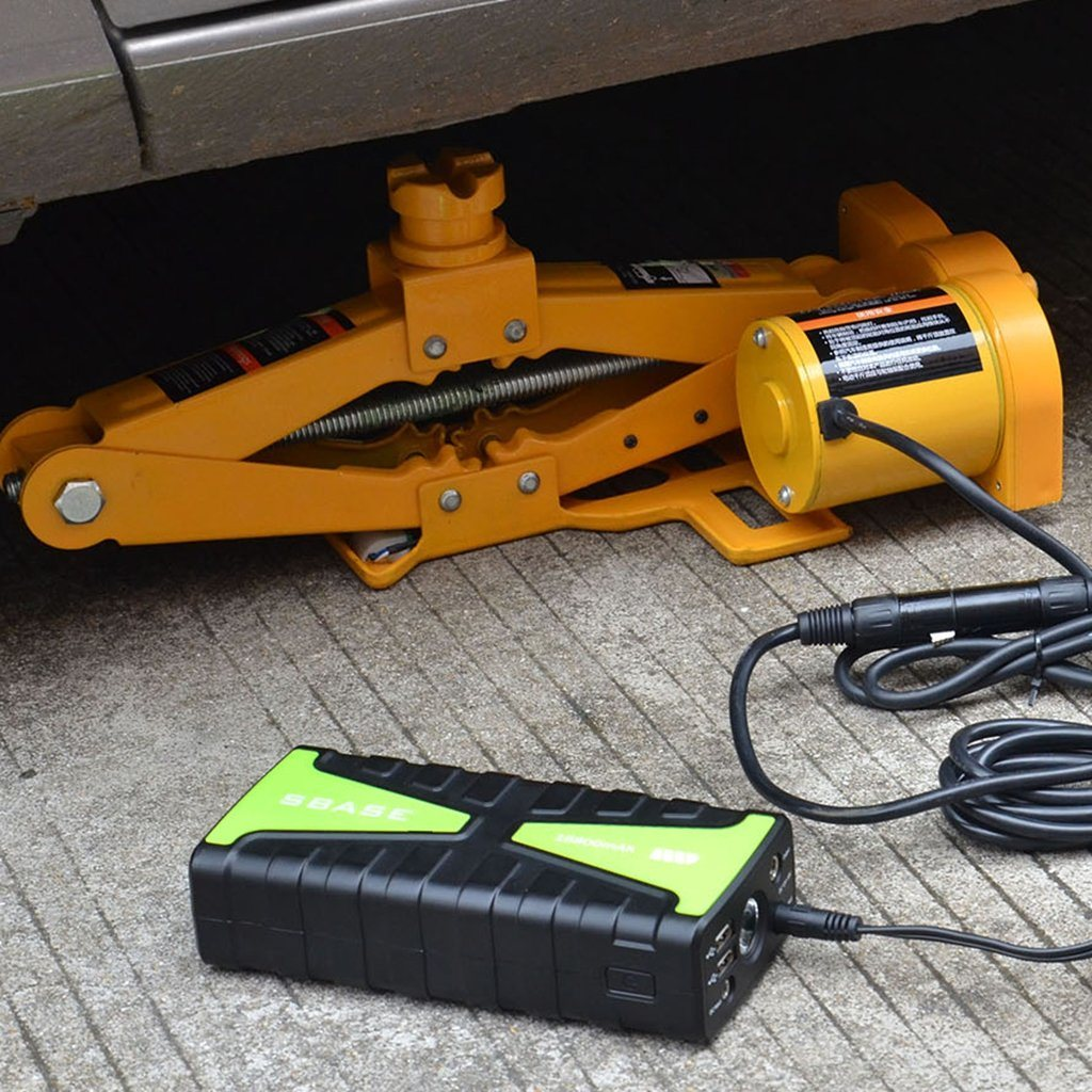 Heavy-Duty Power Battery Emergency Car Jump Starter with Lithium Battery