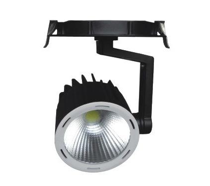 30W Lfl-COB2009 COB LED Track Spot Light