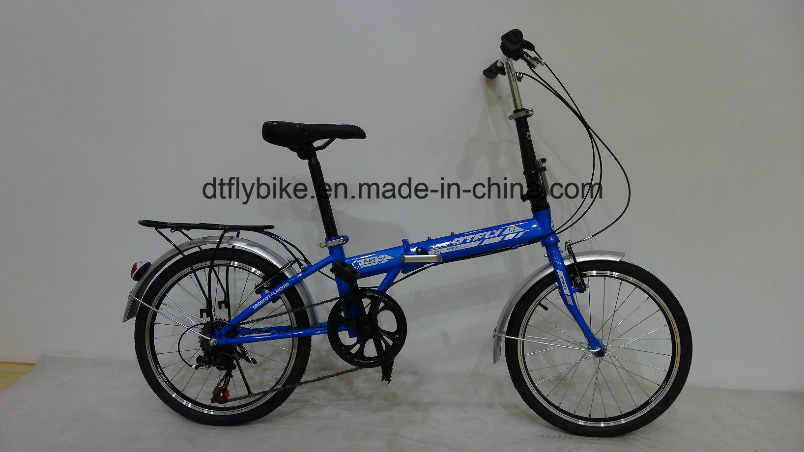 20inch Cheap Price Folding Bike, Steel Frame