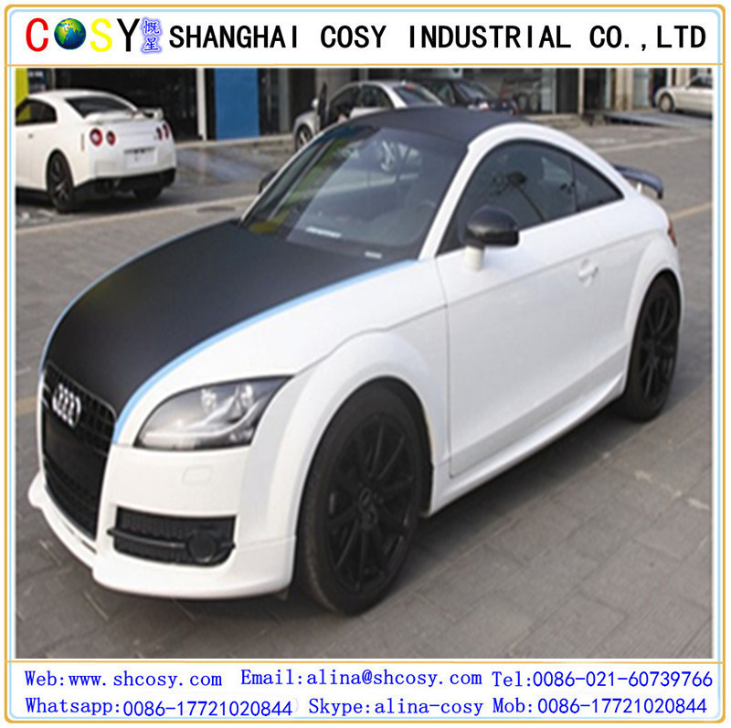 Widely Used Carbon Fiber Vinyl for Car Wrap
