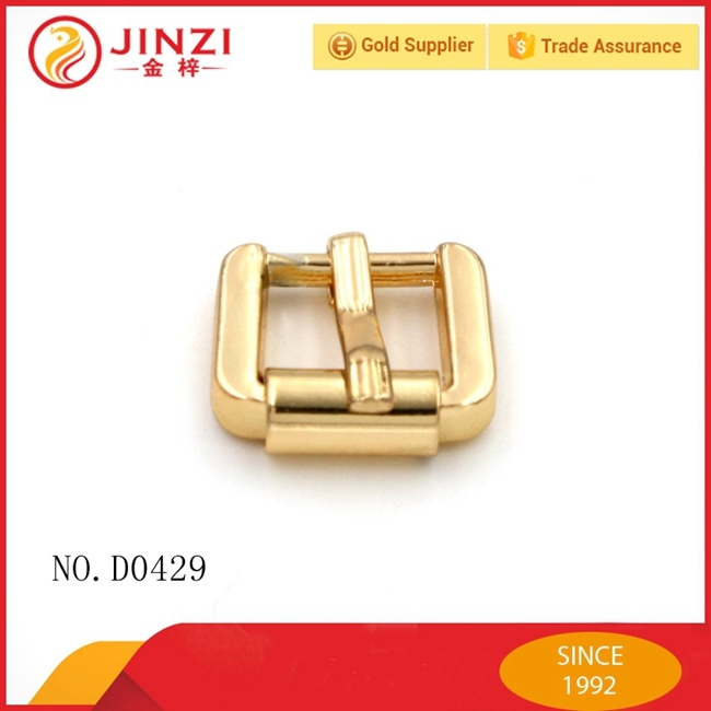 Fashion Various Color Small Metal Shoe Buckle