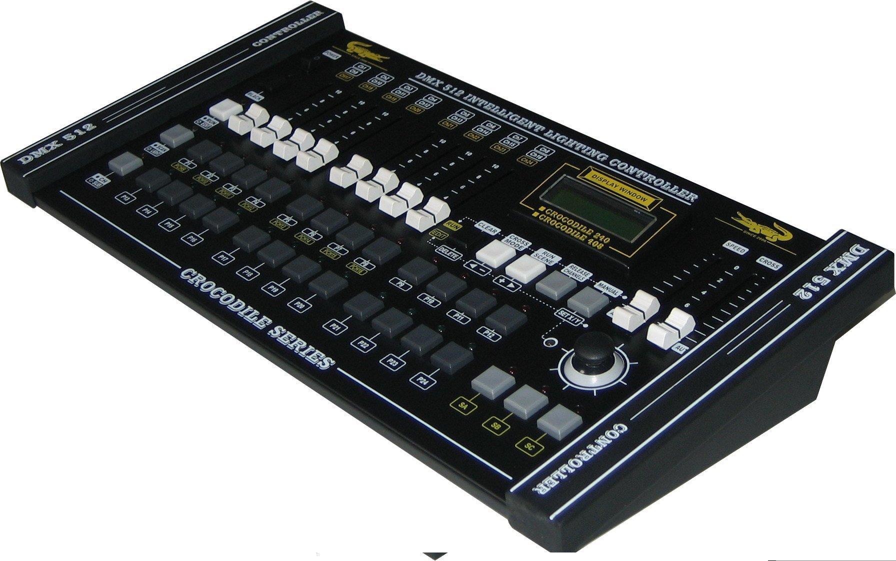 Crocodile DMX Stage Light Controller