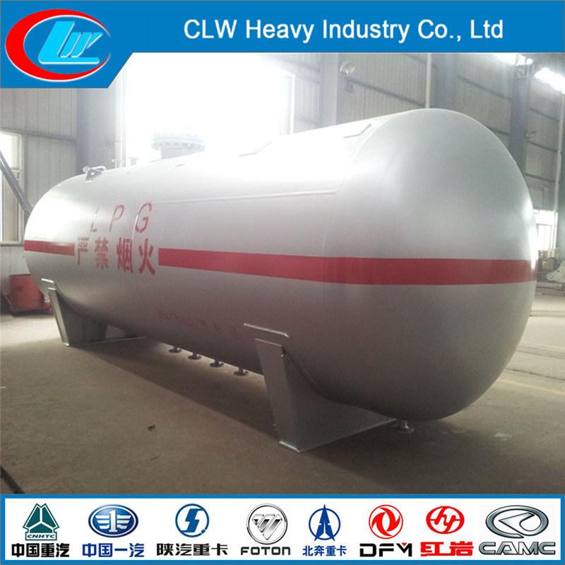 25t 50cbm LPG Storage Tank for Hot Sale