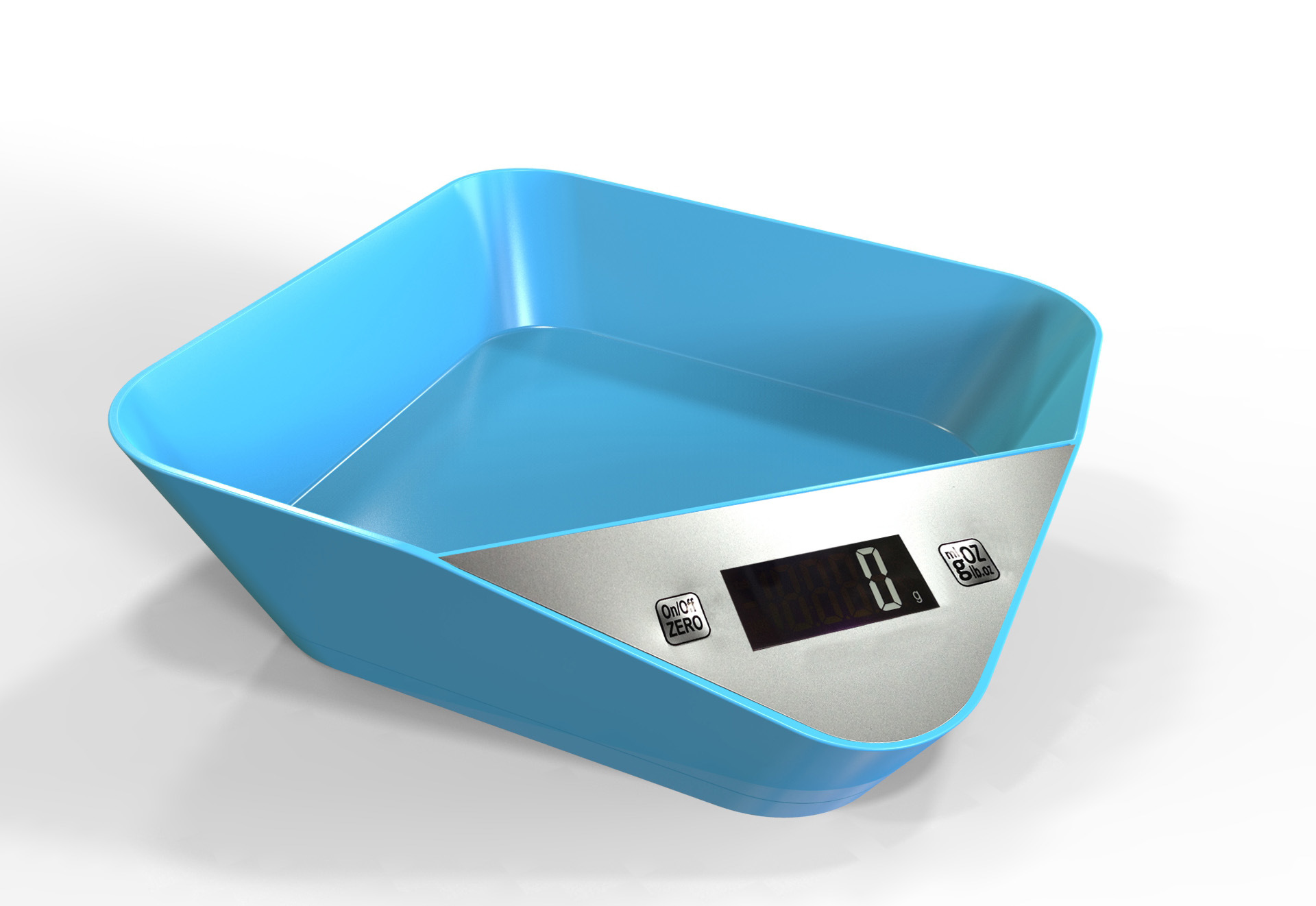 Electronic Food Digital Kitchen Scale (EK821)