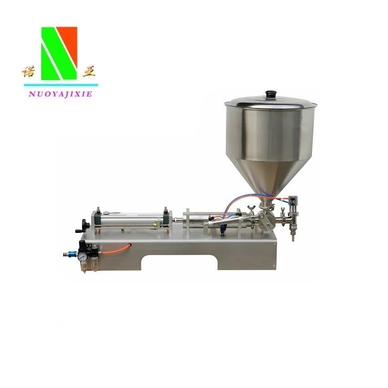 Ointment(Paste) /Fluid (Liquid) Filling Machine (Gz)