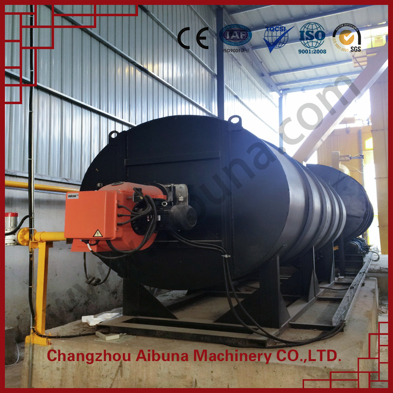 Natural Gas Fuel Fired Thermal Oil Boiler