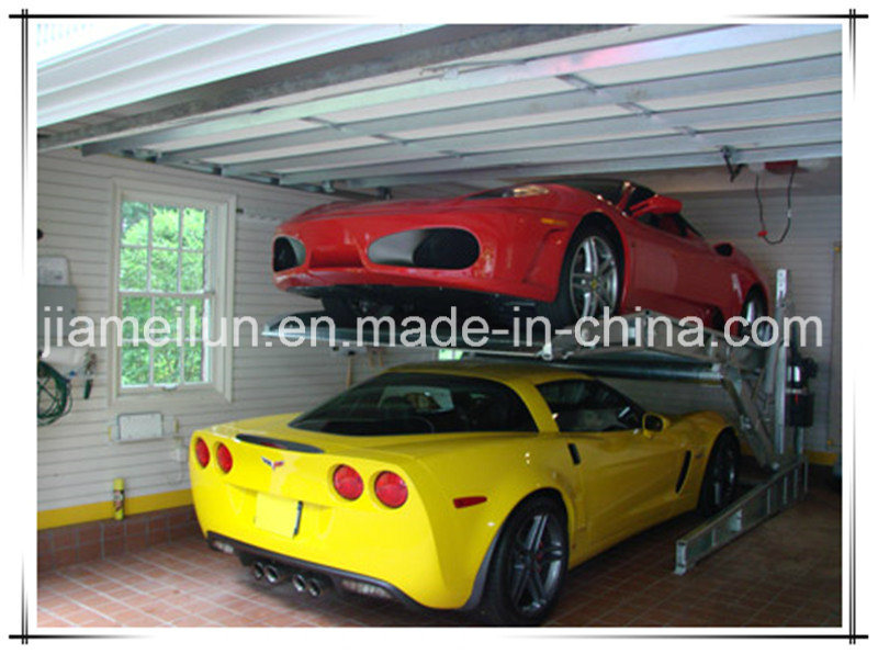 Family Garage Parking Lift System
