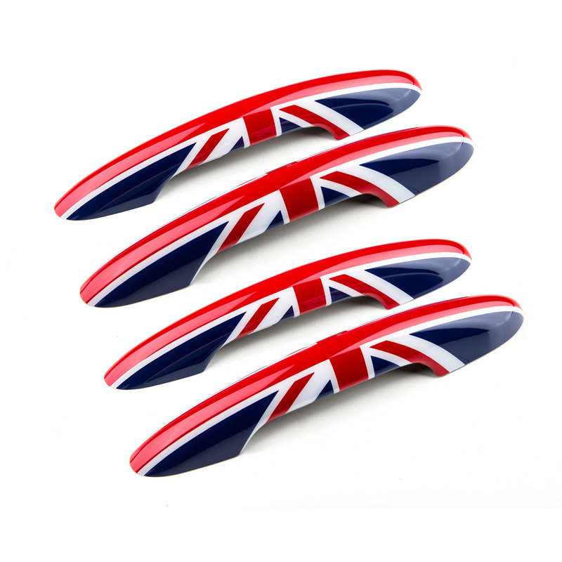 Door Handle Cover Union Jack Style for Mini Cooper F54