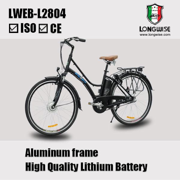 Lithium Battery City Electric Bike (LWEB-L2804)