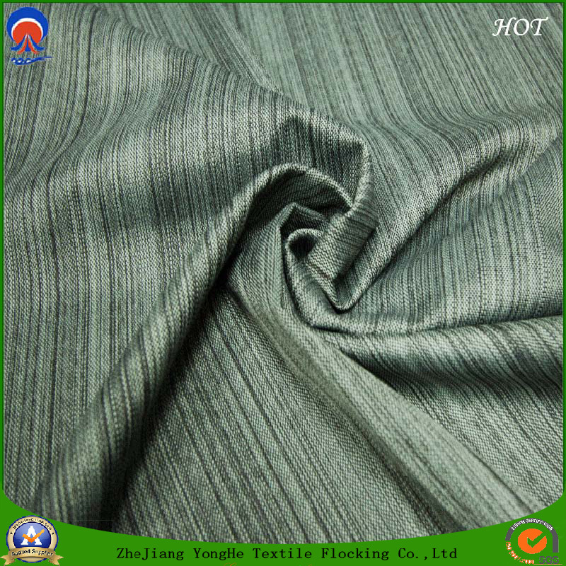 New Home Textile Waterproof Fr Blackout Woven Polyester Curtain Fabric
