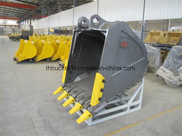 Excavator Bucket, Excavator Spare Parts, OEM Excavator Bucket with Pins