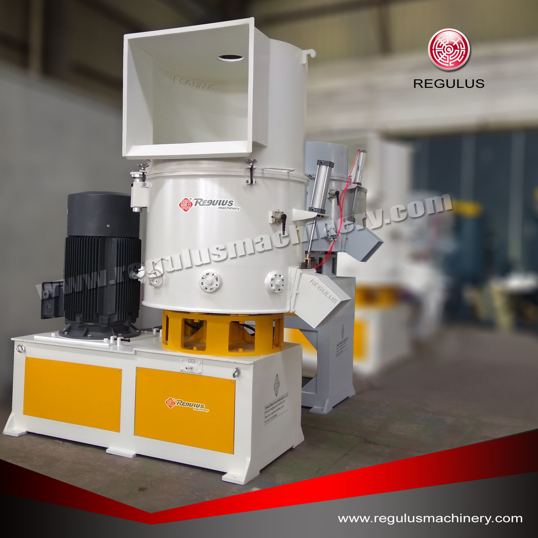 Plastic PP PE Film Agglomerator Machine
