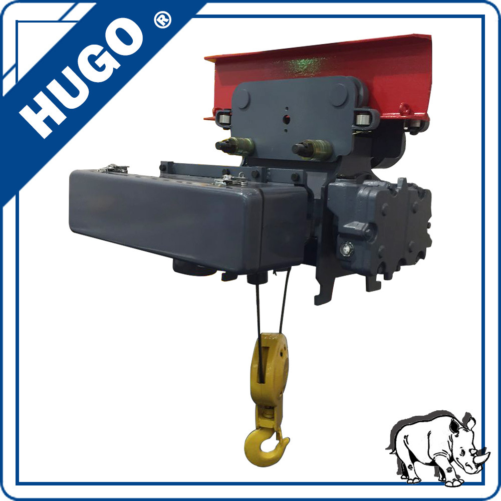 Quality 3t Electric Wire Rope Hoist From China Manufacturer
