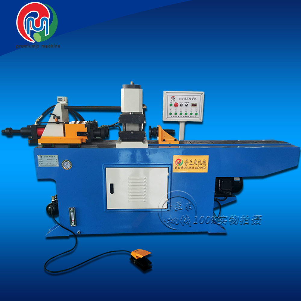 End Forming Plm-Sg60 Pipe Tube End Shape Machine