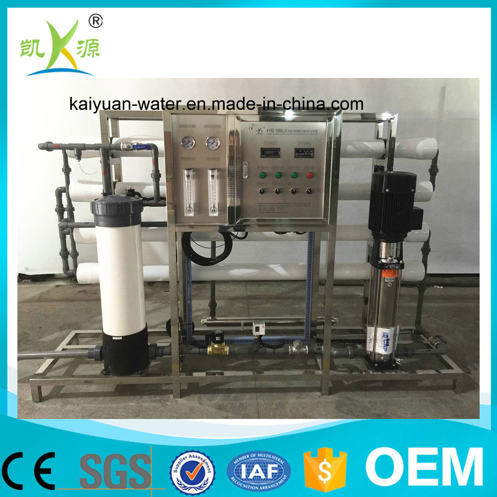 Ce Approved Reverse Osmosis RO Water Purifier System (KYRO-2000)
