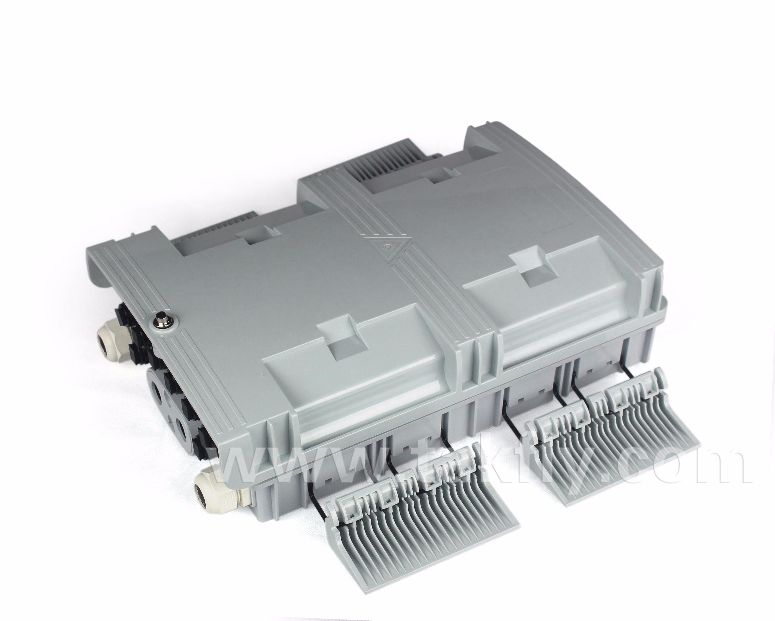 FTTH 8 Ports Waterproof Fiber Optic Terminal Box