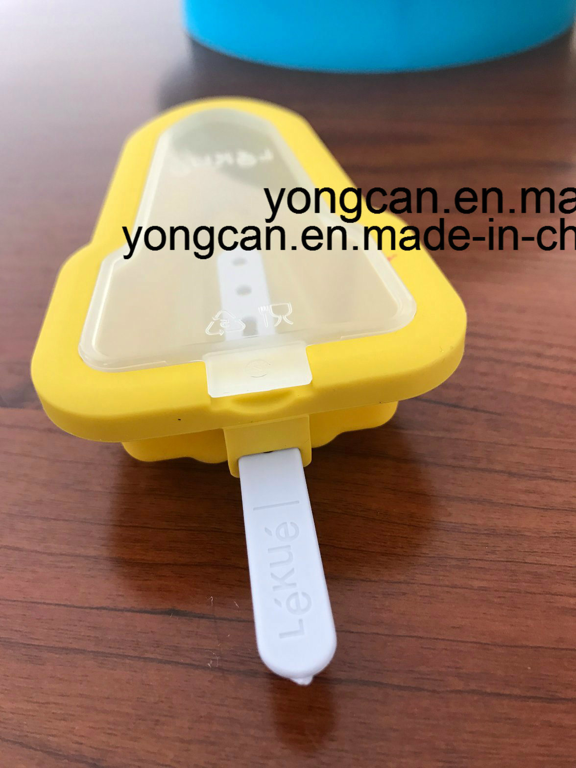 Homemade Ice Cream Mold Popsicles Yogurt Freeze Mould