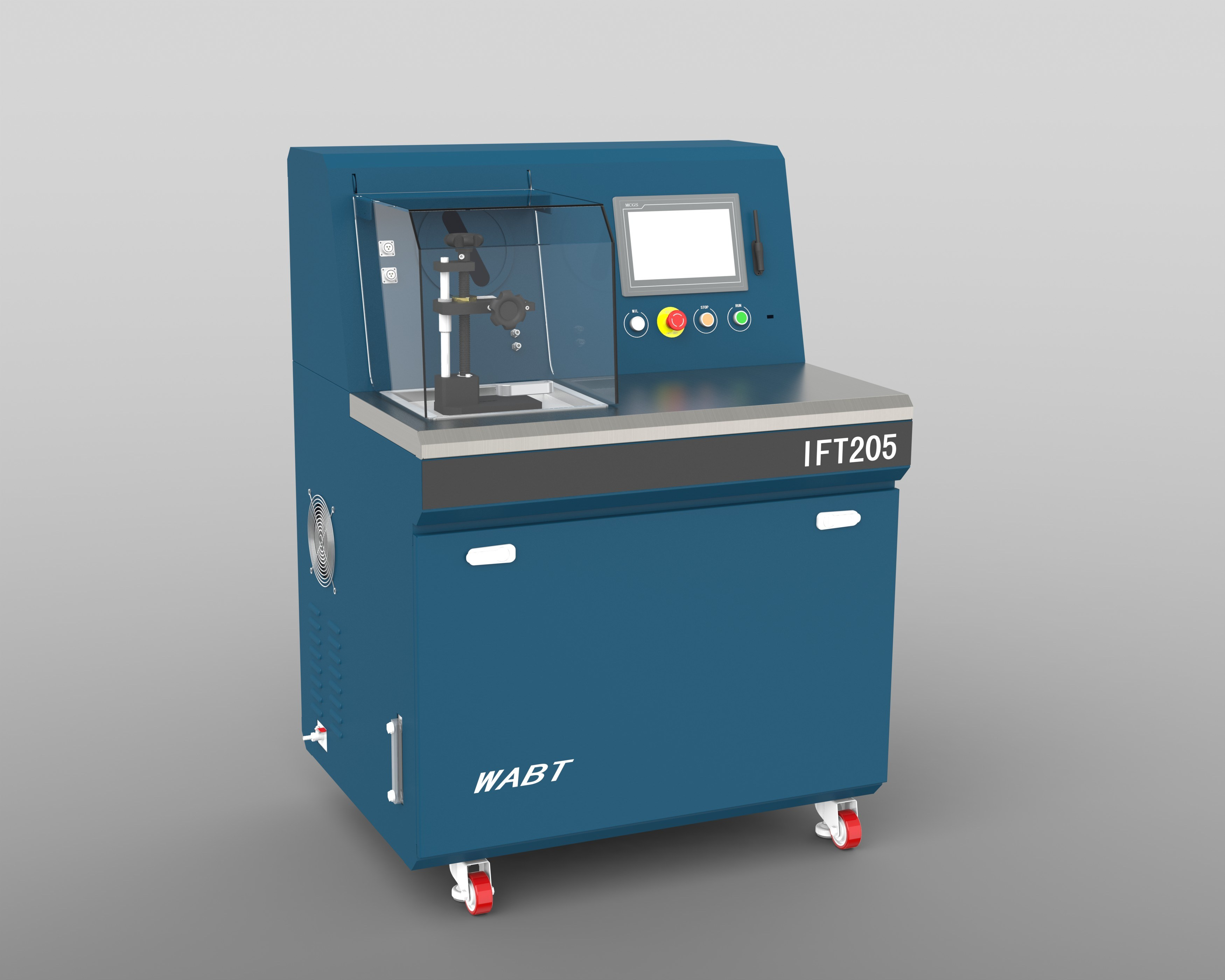 Accurate High Quality Common Rail Injector Test Bench