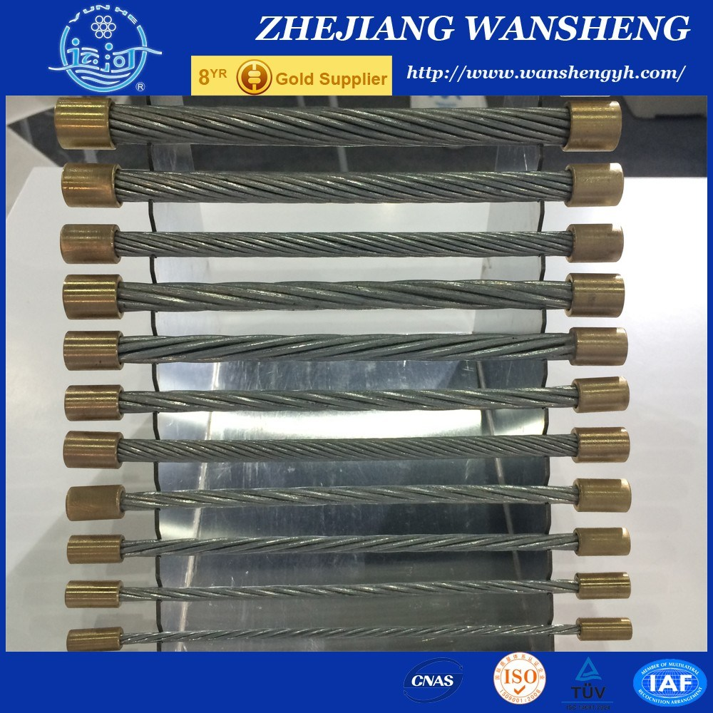 Best Sell High Carbon Galvanizede Steel Wire Strand