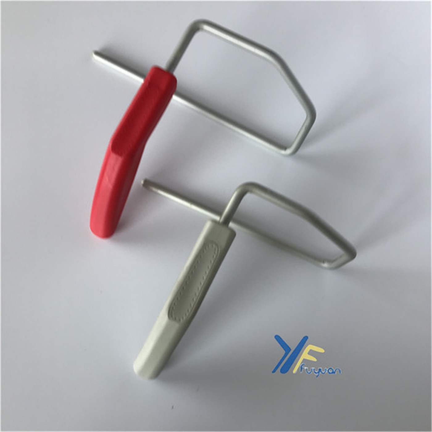 "7"" New Structure Aluminum Roller Frame"
