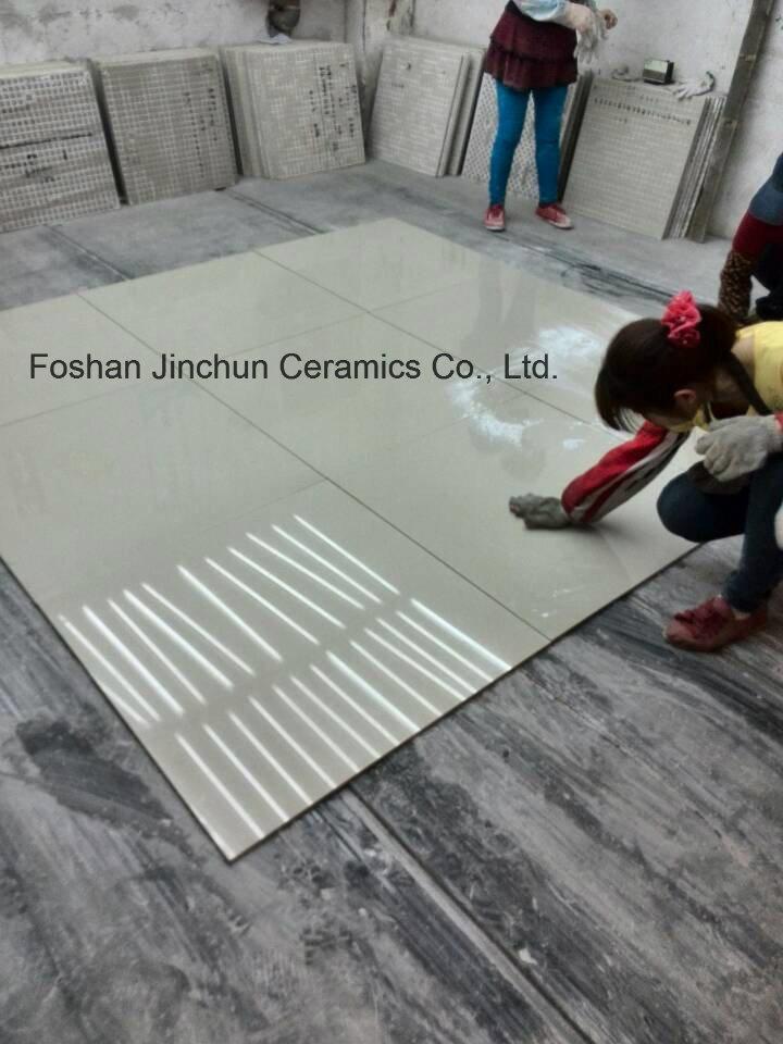 Lowest Water Absorption Porcelain Polished Tile