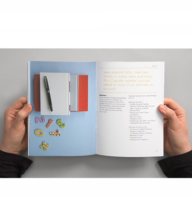 High Quality Long Duration Time Book Printing From China Famous Supplier