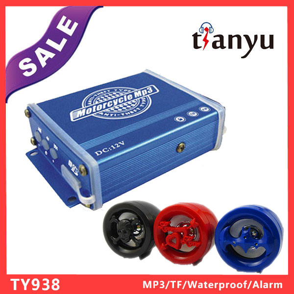 Motorcycle MP3 Player Audio System FM Radio MP3 Accessories