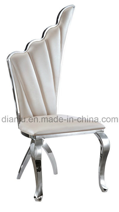 Modern Home Furniture PU Leather Dining Room Chair (B8867#)