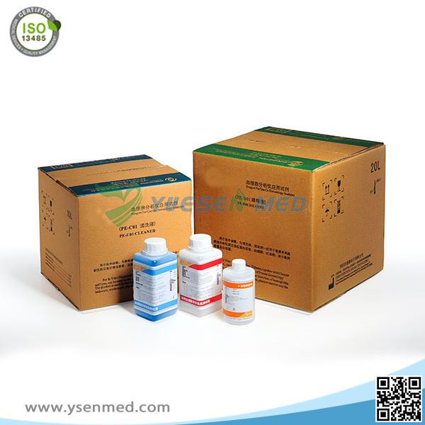 Yste-R01 Medical Laboratory Open System Hematology Analyzer Reagent Price List Chemistry Laboratory Reagent