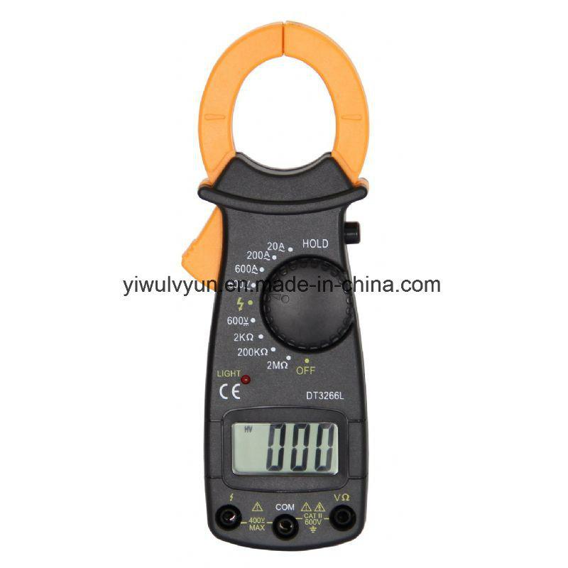 Dt3266L Digital Clamp Meter