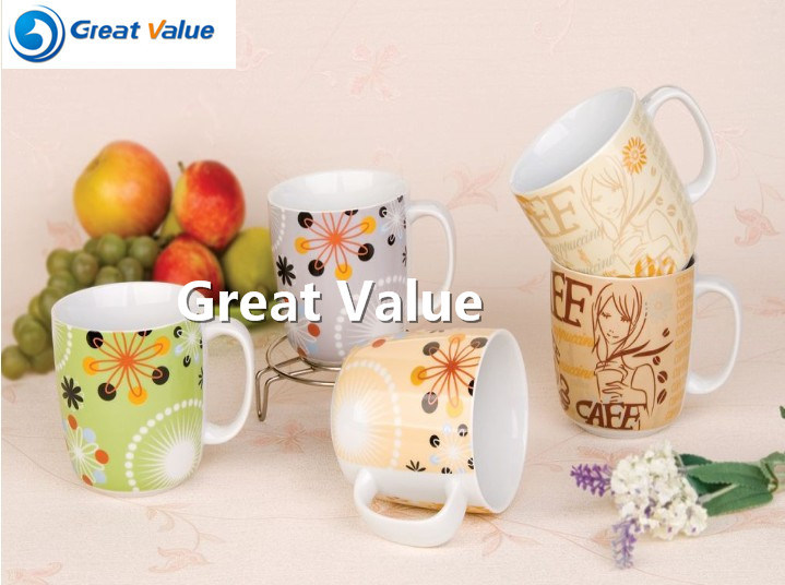 2017 New Design Wholesale Heat Transfer Mug
