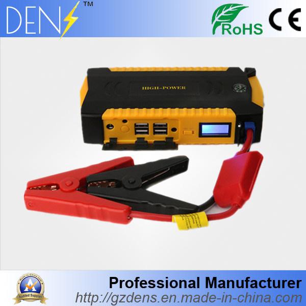 69800mAh 12V 4USB Emergency Car Power Bank Jump Starter