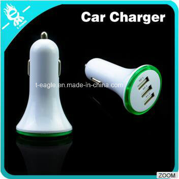 2016 New 3 Port USB Quick Charge 2.0 Wholesale USB Car Charger