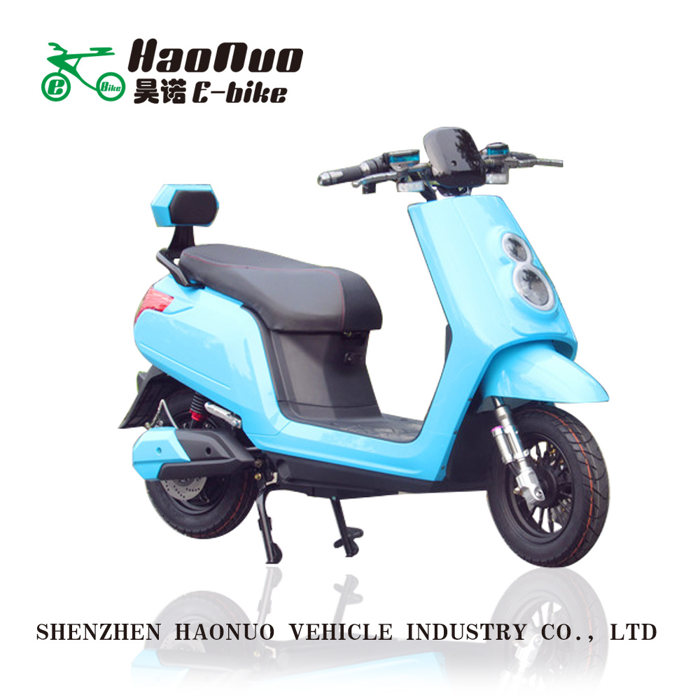 2017 Long Distance Green Power Electric Scooter with 1000W Strong Motor