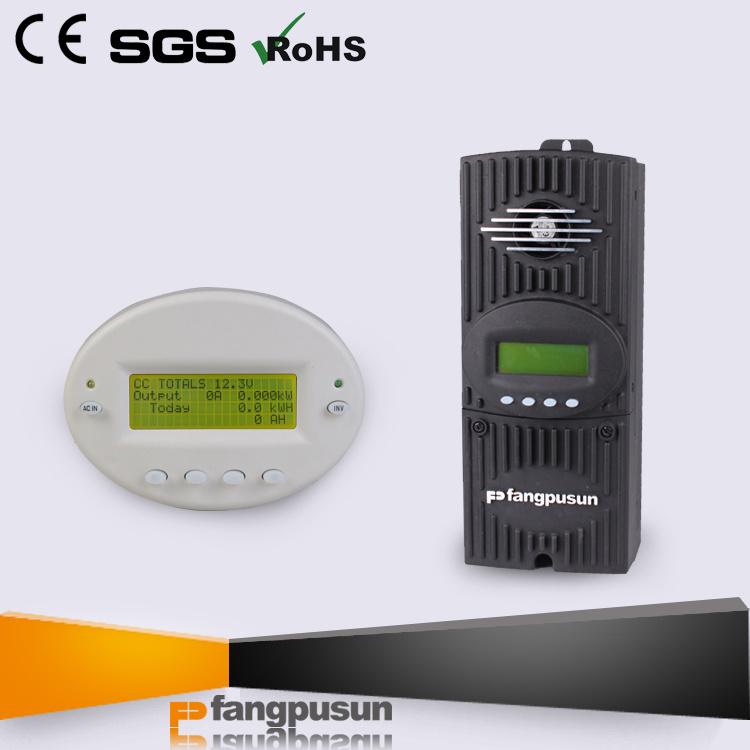 * China Fangpusun Outback 150VDC Flexmax MPPT 60A 12V 24V 36V 48V 60V Reted Voltage Solar Battery Charge Controller / Regulator