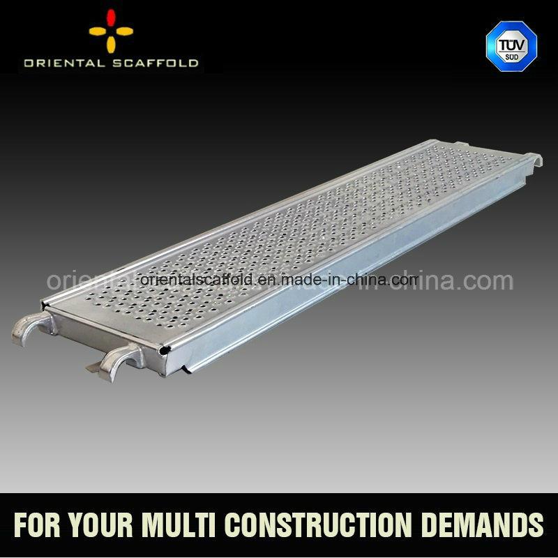 Layher Type 320mm Width Steel Scaffolding Plank