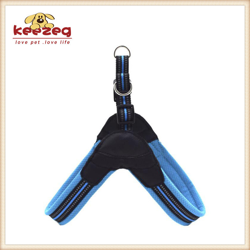 New Style Breathable No Pull Nylon Dog Harness (KC0106)