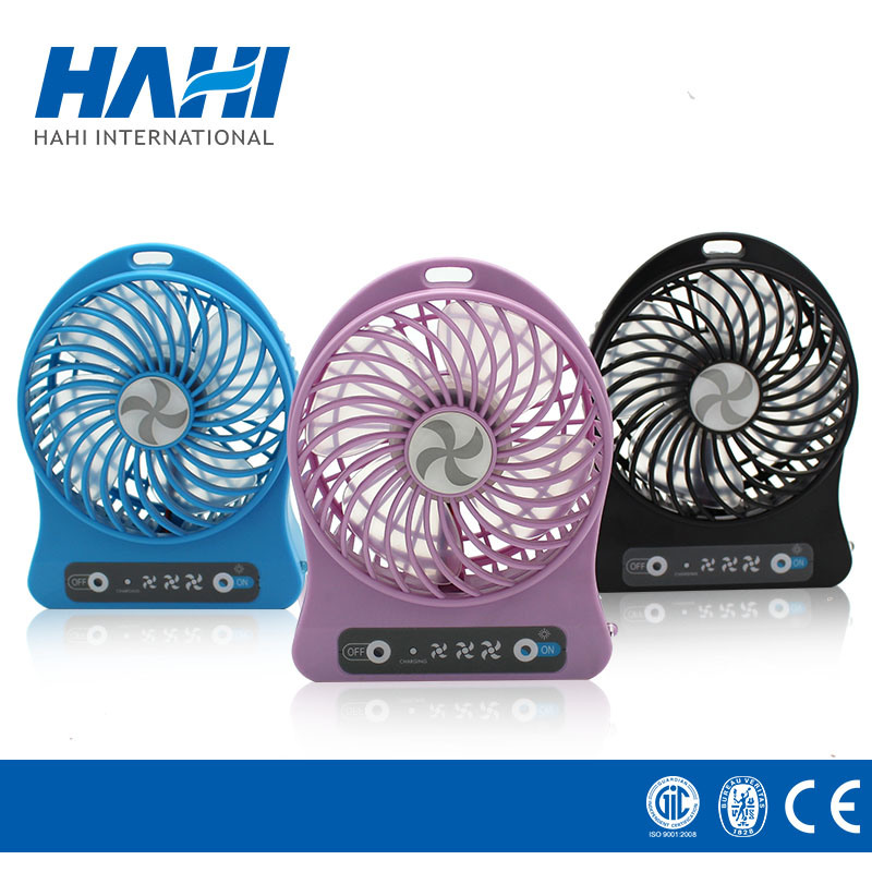 Mini Portable USB Rechargeable Fan Cooling Electric Hand Fan