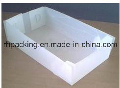 Polypropylene PP Correx Coroplast Corflute Sheet Plastic Tray for Protection